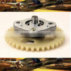 ATV parts Water Pump Gear Assembly for YP250 LH250 FA-D300 H300