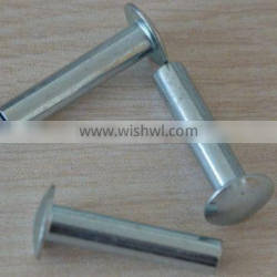 ISO 9001-2008 high quality zinc plated blind rivets ,made in china