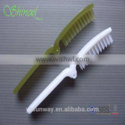 hotel amenities personalized travel comb cheap and high quality