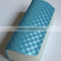 new hand made Aluminum pu leather reading glasses case