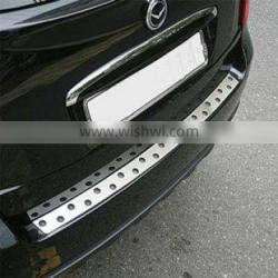 Ssangyoung Korando C Eagle Stainless Rear Bumper pad