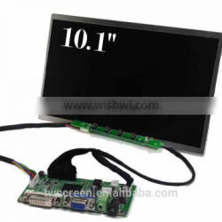 10.1- inch active matrix a-Si TFT-LCD Module with Panel Controller Board