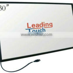 """Leadingtouch 30"""" Multitouch Infrared IR touch panel"""