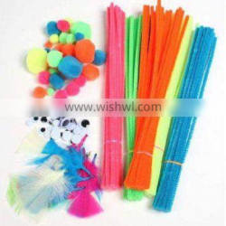 Supply I-CUTE DIY chenille stems and pipe cleaners