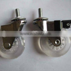 Clear Caster 2inch,3 inch