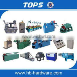 Welding electrodes/rods production line/plant in sale