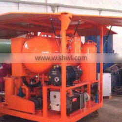 9000L/H transformer oil purifier for Philippines