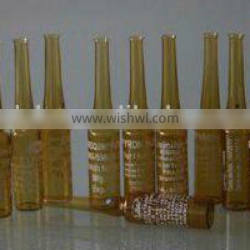 10ml medical use amber glass ampoule in stock