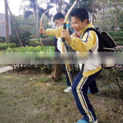 Bamboo Wood Bows for Children
