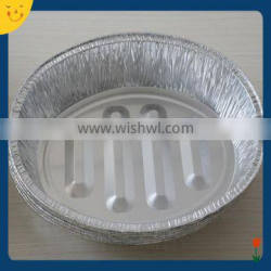 food baking trays disposable food packaging aluminum foil container