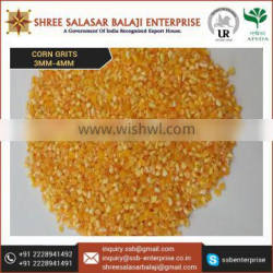 Exclusive Graded of Corn Grits from Highly Experienced Professionals