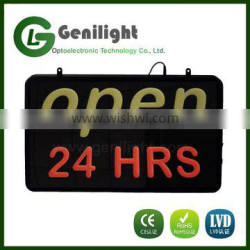56*33cm led neon letters sign/China