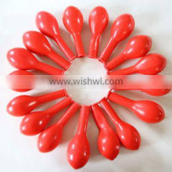 China high quality multicolor round latex balloons