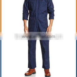 2017 OEM guanzghou factory wholesale cheap price Oil and Gas Safety nylon cotton Supply Men's wholesale protective Coverall