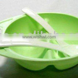 Plastic Baby Bowl Set lunch box for camping