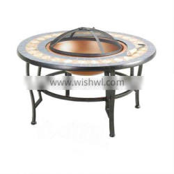 YL-F9450 Round outdoor fire pit