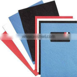 Binding Covers Leather Antelope / Cover Boards Leathergrain