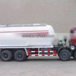 oil and gas well cementing operations truck