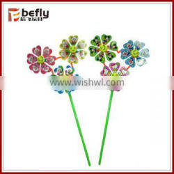 Hot sale plastic toy windmills for kids