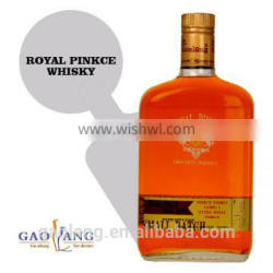 China manufacturer custom whisky with direct factory price,whisky grants