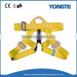 full body safety belt harness with forged D-ring