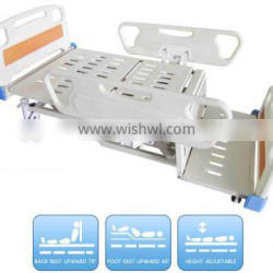 DW-BD135 Elcetric nursing bed with detachable ABS head/foot board