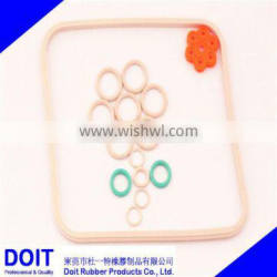 OEM ODM silicon rubber washer, water seal, silicon parts made in china