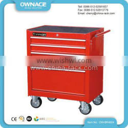 Steel Tool Chest Roller Cabinet Storage for Garage And Household