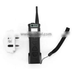 AY-801W 15 Patents Waterproof Remote Control Distance 500-600m Dog Training System