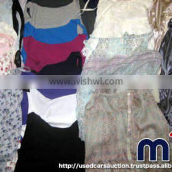 Tropical Mixed Used Clothes sale bulk wholesale clothing from Japan