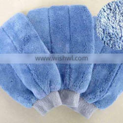 Microfiber gloves Cleaning Kitchen Cloth/Sponge cloth