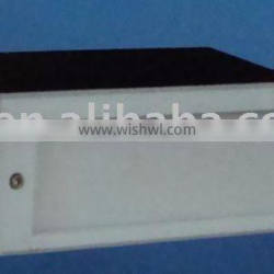 led recessed wall lamp