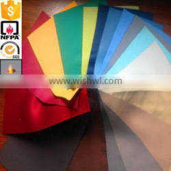 Hot sale 100% polyester fire resistant window curtain printing fabric with SGS NFPA701