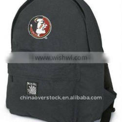 Black backpack/school bag in stock+CN cheapest/lowest price