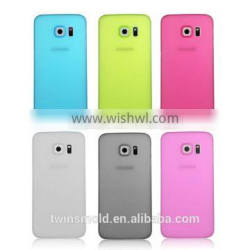0.35mm pp cover case for samsung galaxy s6