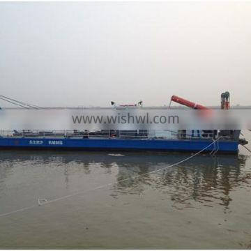 Mini new cutter suction dredger with high capacity