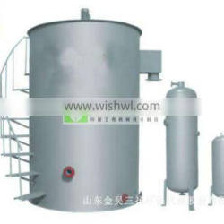 flotation device process for wastewater treatment