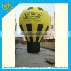 Cheap inflatable advertising balloons for sale