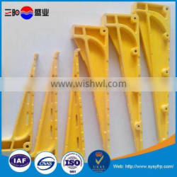 SMC composite FRP fiberglass embedded type cable support
