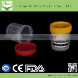 100ml ISO&CE Approved Urine Container Specimen Container