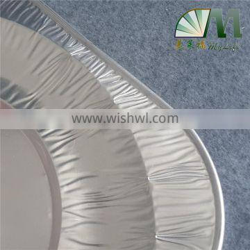 A22 7inch 8inchi 9inch high quality food grade fast food aluminium foil container grill tray