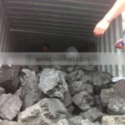 Loose container for 200-350mm Foundry coke/Hard coke FC89%MIN