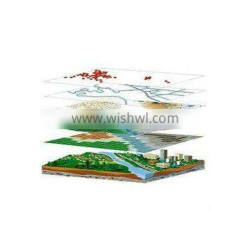 global GIS mapping services for all countries and areas