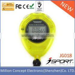 Colorful Professional Digital Sport Timer Stopwatch