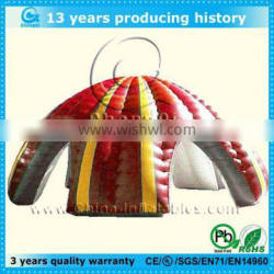 Outdoor advertising inflatable arch tent