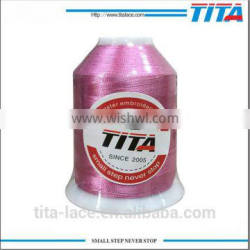 Superior quality machine embroidery thread 5000m 100% polyester