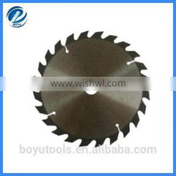 industry quality tct circular saw blades for cutting aluminum
