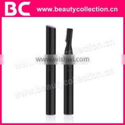 BC-0606 New Style Design Mini Battery Electric Eyebrow Trimmer