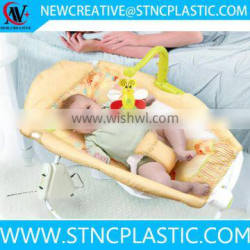 baby furniture electric automatic baby swing cribs with music Quality Choice