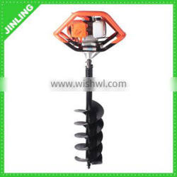 JLD208-1 52cc/68cc/71cc 2-stroke Gasoline Earth Auger Drill/Post Hole Auger Digger